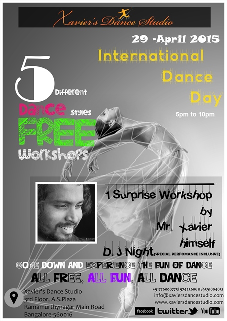 xds international dance day poster 2015