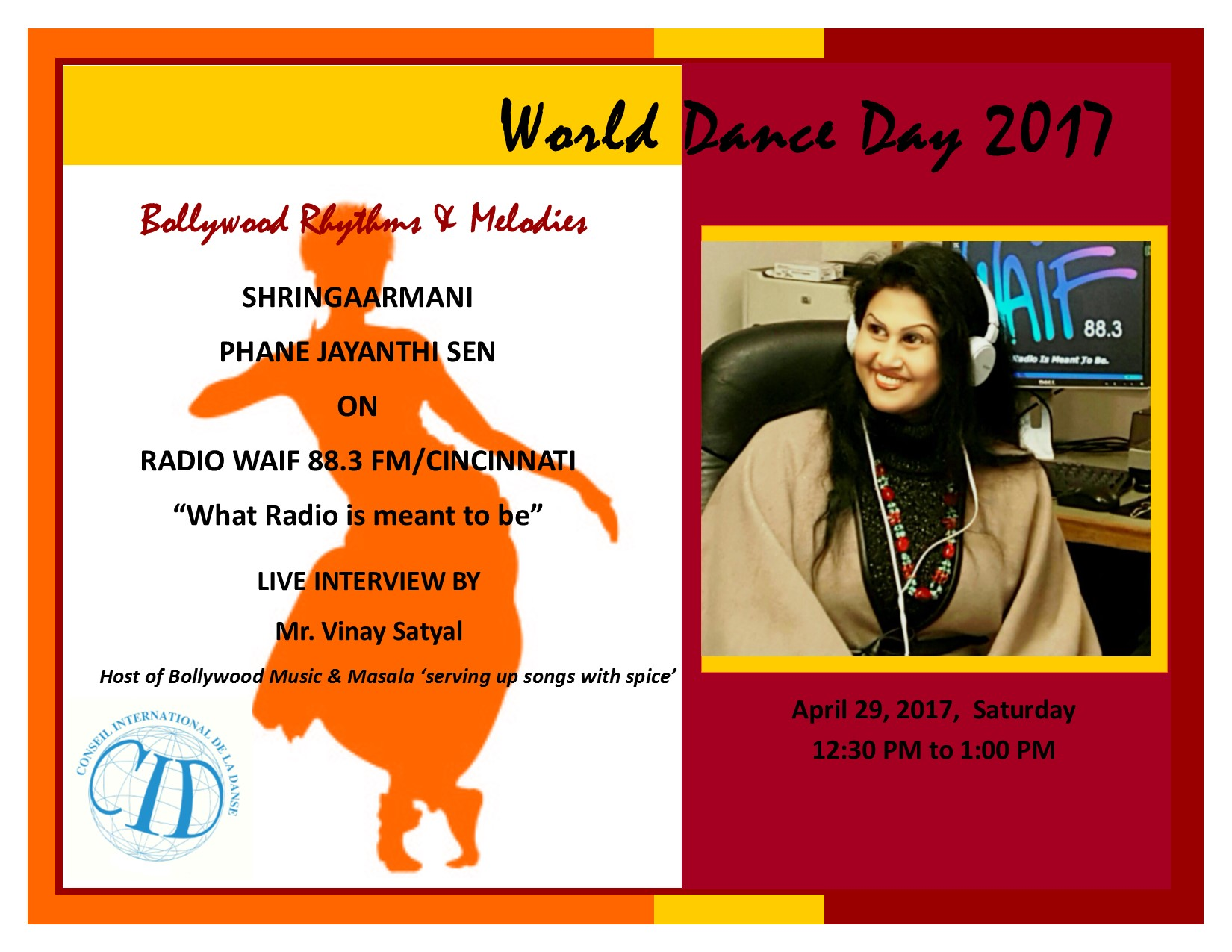 Radio Dance Day April 29 1